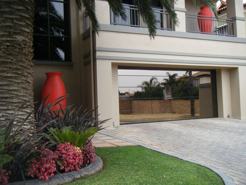 Full Glass Garage Doors